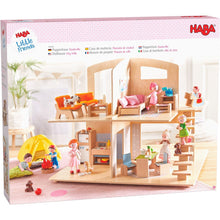 Load image into Gallery viewer, HABA Little Friends Dollhouse Town Villa - Wood Wood Toys Canada's Favourite Montessori Toy Store