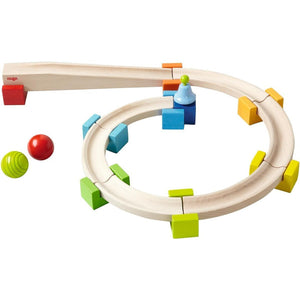 HABA My First Ball Track - Basic Pack - Wood Wood Toys Canada's Favourite Montessori Toy Store