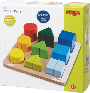 HABA Perfect Pairs - Wood Wood Toys Canada's Favourite Montessori Toy Store