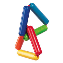 Load image into Gallery viewer, HABA Triangle Clutching Toy - Wood Wood Toys Canada's Favourite Montessori Toy Store
