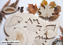 Load image into Gallery viewer, Handmade Leaves of Canada Puzzle by Wood Wood Toys - Wood Wood Toys Canada's Favourite Montessori Toy Store