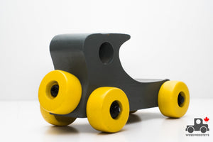 Handmade Wooden Toy Car - Wood Wood Toys Canada's Favourite Montessori Toy Store