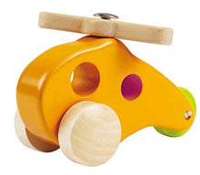 Load image into Gallery viewer, Hape Little Copter - Wood Wood Toys Canada's Favourite Montessori Toy Store