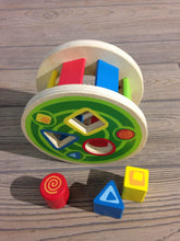 Load image into Gallery viewer, Hape Walk-A-Long Snail Toddler Wooden Pull Toy - Wood Wood Toys Canada's Favourite Montessori Toy Store