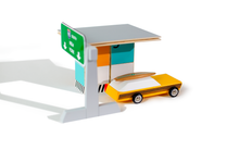 Load image into Gallery viewer, Candylab Toll Booth - Modern Vintage Road Scenery