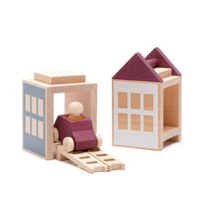 Load image into Gallery viewer, Lubulona Lubu Town Autumnvale Mini Set - Wood Wood Toys Canada's Favourite Montessori Toy Store