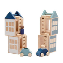 Load image into Gallery viewer, Lubulona Lubu Town Winterburg Maxi Set - Wood Wood Toys Canada's Favourite Montessori Toy Store