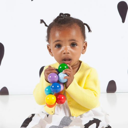 Manhattan Toys Baby Beads - Wood Wood Toys Canada's Favourite Montessori Toy Store