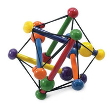Load image into Gallery viewer, Manhattan Toys Skwish Grasping Toy - Wood Wood Toys Canada's Favourite Montessori Toy Store