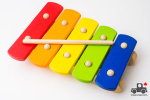 Melissa and Doug Xylophone - Wood Wood Toys Canada's Favourite Montessori Toy Store
