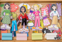 Load image into Gallery viewer, Melissa & Doug Magnetic Dress-Up Sets (Various) - Wood Wood Toys Canada's Favourite Montessori Toy Store