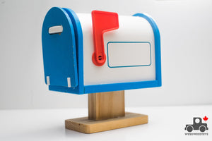 Melissa & Doug My Own Mailbox - Wood Wood Toys Canada's Favourite Montessori Toy Store