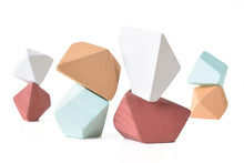 Load image into Gallery viewer, Terra Rock Blocks (Set of 8)
