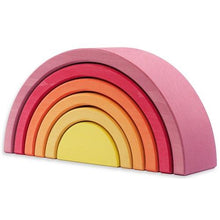 Load image into Gallery viewer, Ocamora 6 Piece Nesting Arch - Wood Wood Toys Canada's Favourite Montessori Toy Store