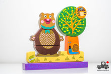 Load image into Gallery viewer, OOPS Magnetic Puzzle with Chocolate - Wood Wood Toys Canada's Favourite Montessori Toy Store