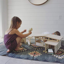 Load image into Gallery viewer, Palm Desert House - Conifer Toys (Made in Canada) - Wood Wood Toys Canada's Favourite Montessori Toy Store