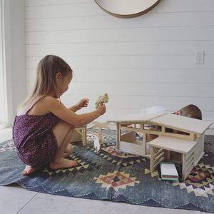 Palm Desert House - Conifer Toys (Made in Canada) - Wood Wood Toys Canada's Favourite Montessori Toy Store