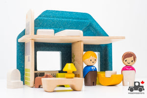 Plan Toys Pretend Play Home - Wood Wood Toys Canada's Favourite Montessori Toy Store