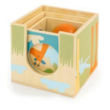 Load image into Gallery viewer, Skip Hop Giraffe Safari Nest & Play Blocks - Wood Wood Toys Canada's Favourite Montessori Toy Store