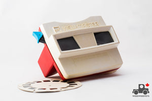 Vintage 1960s GAF View-Master Viewer - Wood Wood Toys Canada's Favourite Montessori Toy Store
