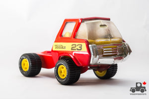 Vintage Tonka Pressed Steel #23 Cab Over Tractor - Wood Wood Toys Canada's Favourite Montessori Toy Store
