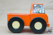 Load image into Gallery viewer, Vintage Tupperwear Toys Streetsweeper - Made in Canada - Wood Wood Toys Canada's Favourite Montessori Toy Store