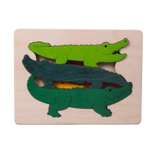 Load image into Gallery viewer, Wood Wood Exclusive Wooden Nesting Puzzles - Wood Wood Toys Canada's Favourite Montessori Toy Store