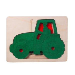 Wood Wood Exclusive Wooden Nesting Puzzles - Wood Wood Toys Canada's Favourite Montessori Toy Store