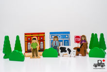 Load image into Gallery viewer, Wooden Toy Train Scenery - Wood Wood Toys Canada's Favourite Montessori Toy Store