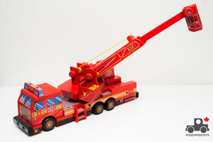 Wooden Work Trucks (Various Styles) - Wood Wood Toys Canada's Favourite Montessori Toy Store