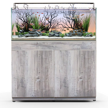 Load image into Gallery viewer, Current Serene 65 Aquarium Complete Setup W/ Manzanita Aquascape - AQUAPROS