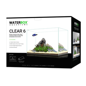 Waterbox Clear 6 - AQUAPROS