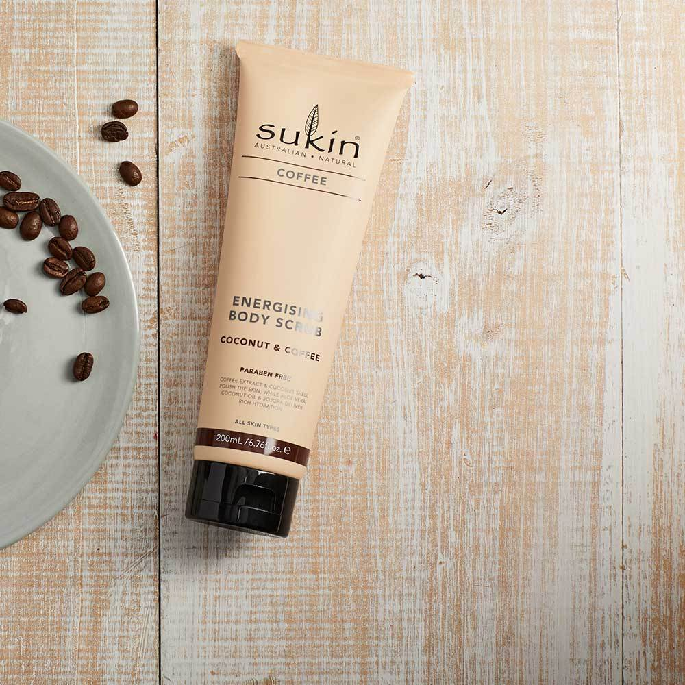 Energizing Body Scrub | Coffee & Coconut 200ml