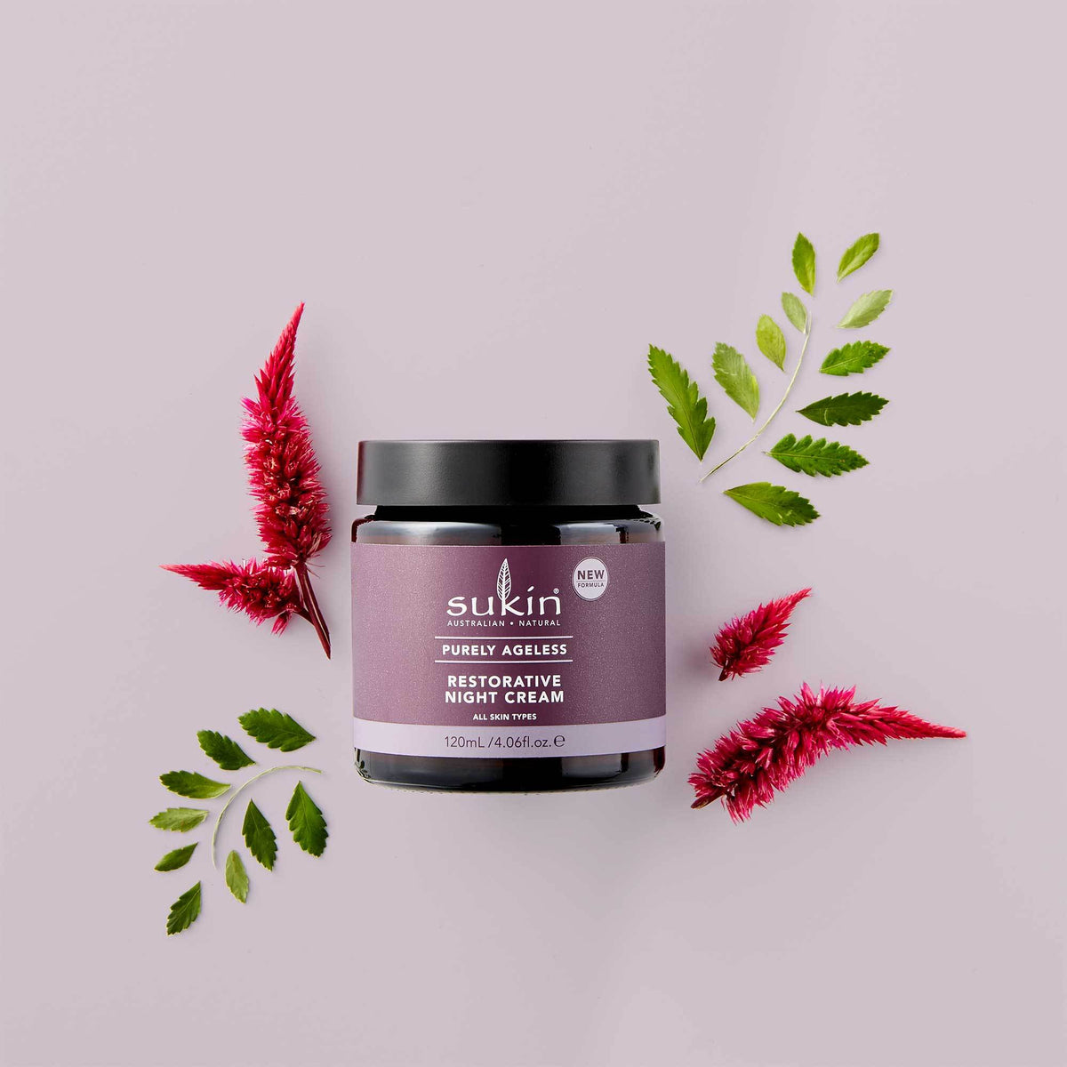 Restorative Night Cream | Purely Ageless 120ml