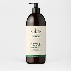 Botanical Body Wash | Signature 1L