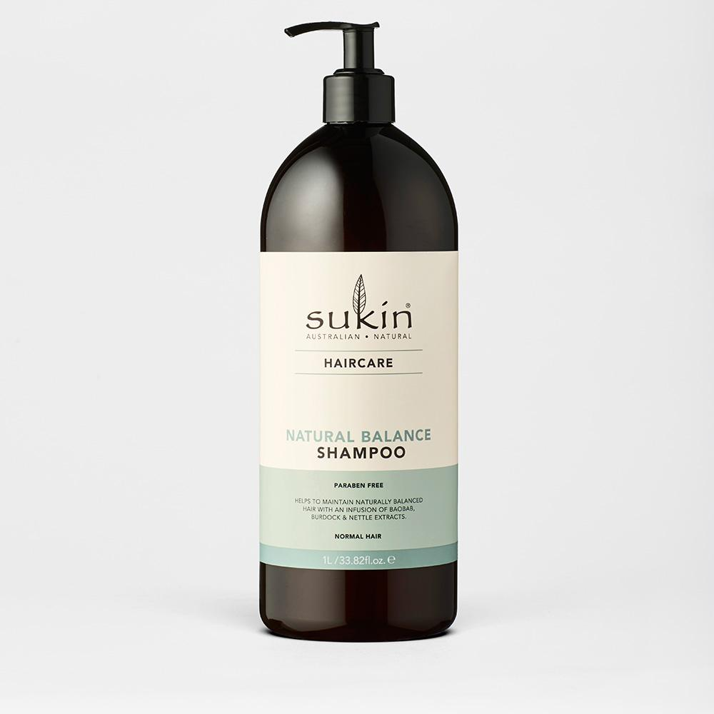 Natural Balance Shampoo | Hair Care 1L