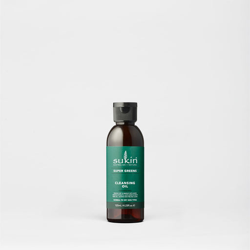 Cleansing Oil | Super Greens 125ml