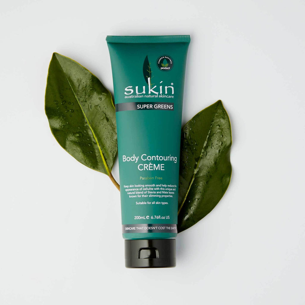Body Contouring Crème | Super Greens 200ml
