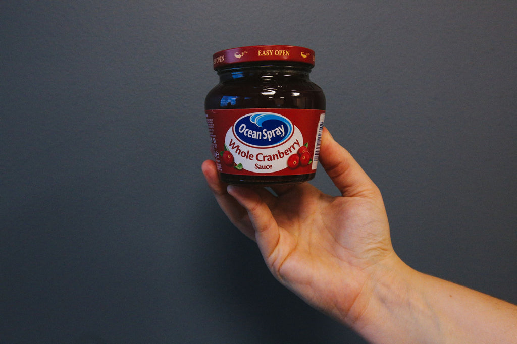 Oceanspray Cranberry Sauce