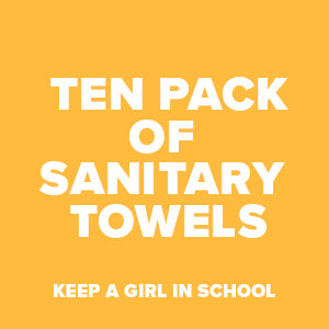 10 x Sanitary Towels