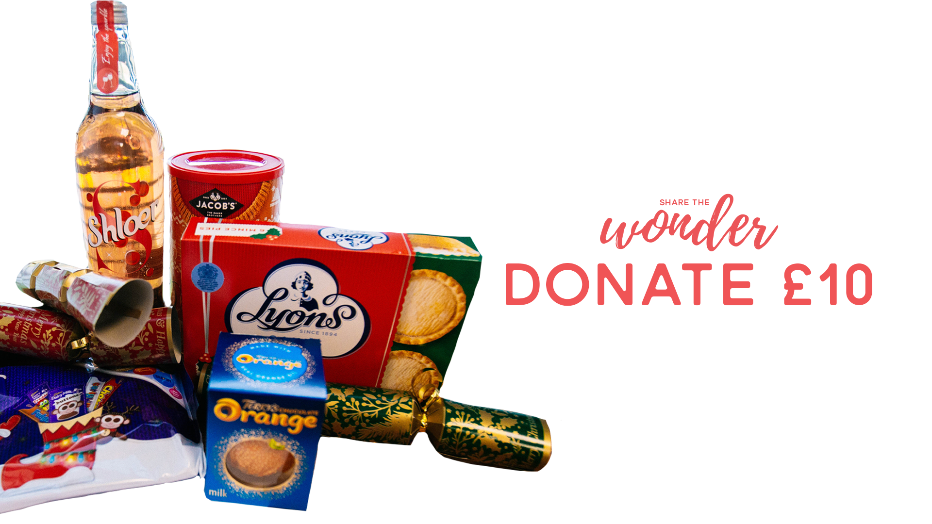 £10 Christmas Hamper Donation