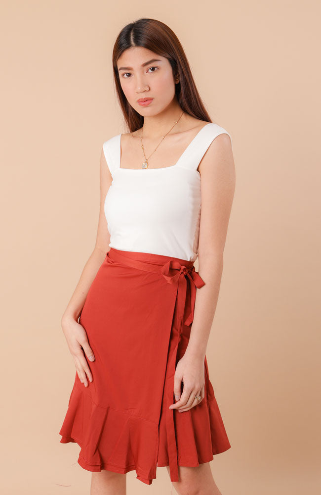 Clara Wrap Around Skirt