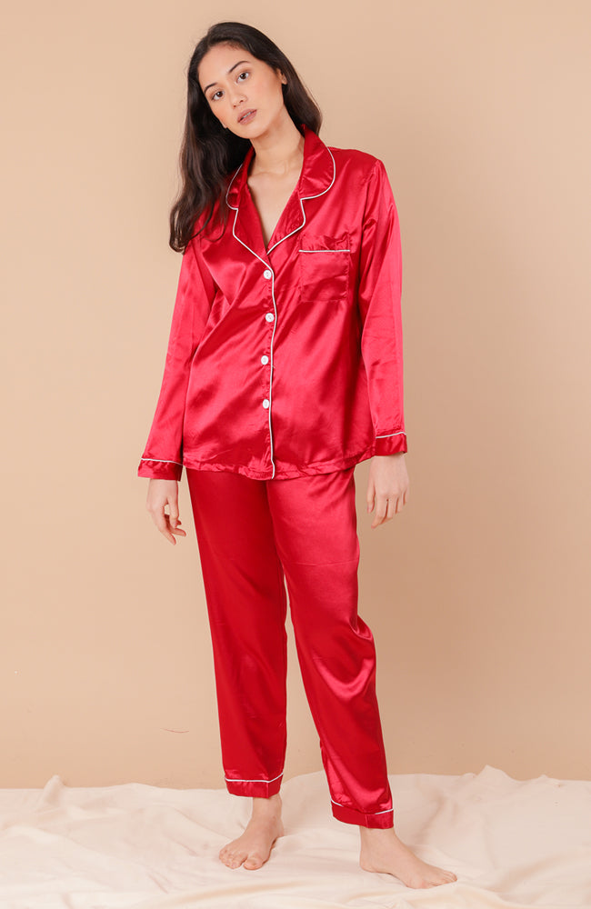 Sasha Sleepwear - Red