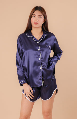 Emily Sleepwear - Blue