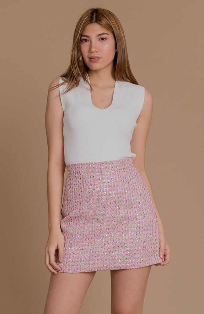 Yuni Knit Top