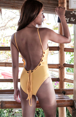 Kayla 3 Way Monokini (color options)