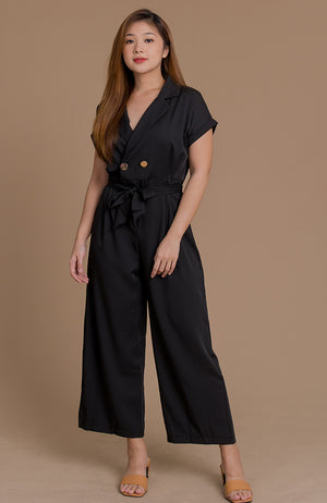 Lorie Jumpsuit - White
