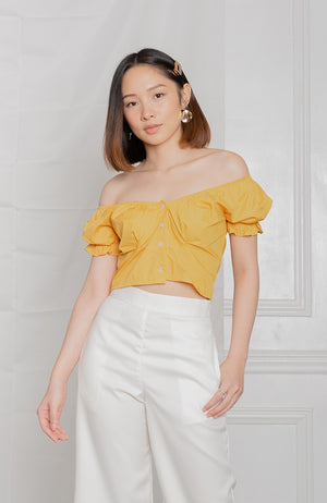 Jodie Crop Top