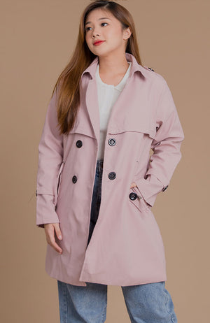 Monica Trench Coat