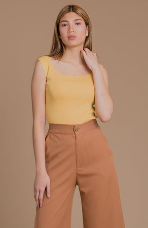 Maureen Knit Top